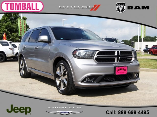 Certified Pre-Owned 2015 Dodge Durango R/T