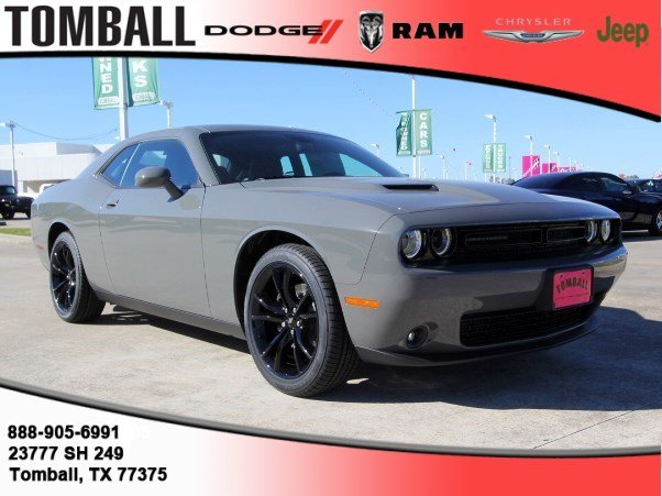new 2017 dodge challenger sxt plus 2dr car in tomball h501523 tomball dodge chrysler jeep ram. Black Bedroom Furniture Sets. Home Design Ideas