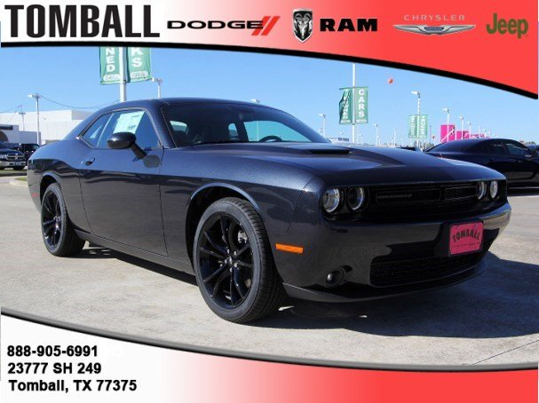 new 2017 dodge challenger sxt plus 2dr car in tomball. Black Bedroom Furniture Sets. Home Design Ideas