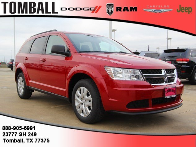 new 2017 dodge journey se sport utility in tomball t559508 tomball dodge chrysler jeep ram. Black Bedroom Furniture Sets. Home Design Ideas