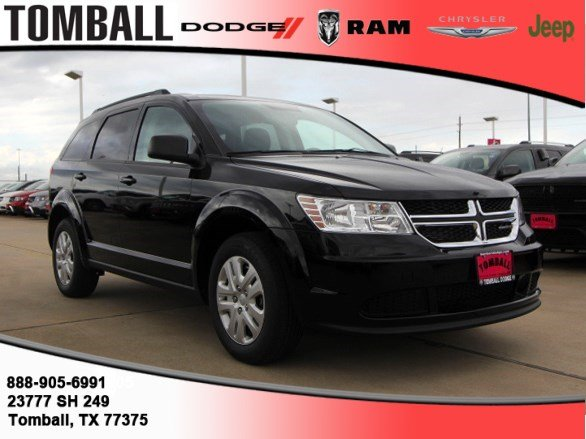 new 2017 dodge journey se sport utility in tomball t525559 tomball dodge chrysler jeep ram. Black Bedroom Furniture Sets. Home Design Ideas